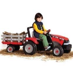 Трактор детский педальный Peg-Perego Maxi Diesel Tractor